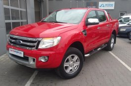 FORD Ranger                     LIMITED                      doka 4WD automat