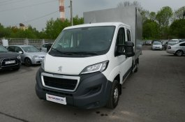 Peugeot Boxer                                           skrzyniowy